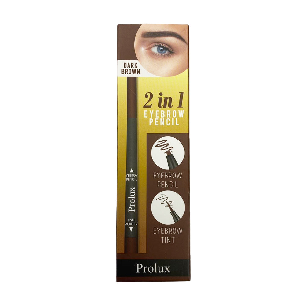 Prolux 2 & 1 Eyebrow Pencil
