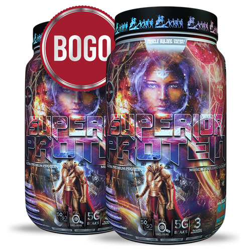 BOGO Superior Protein Muscle Building
