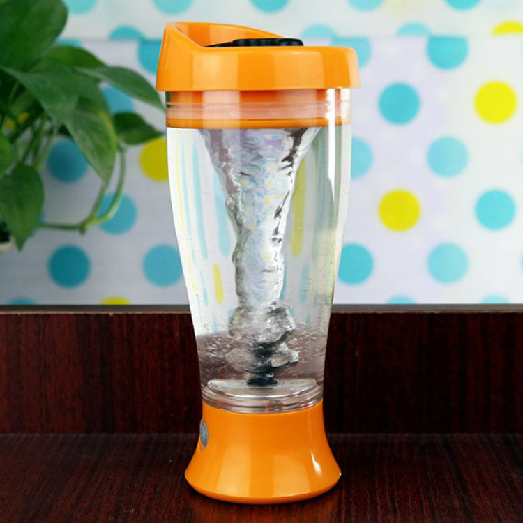 400ml Electric Protein Powder Shaker Blender