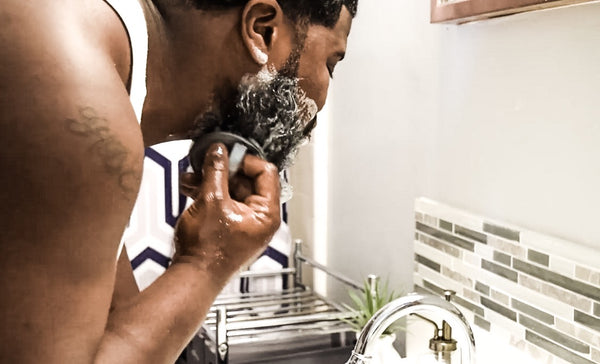 Beard Stimulating Brush