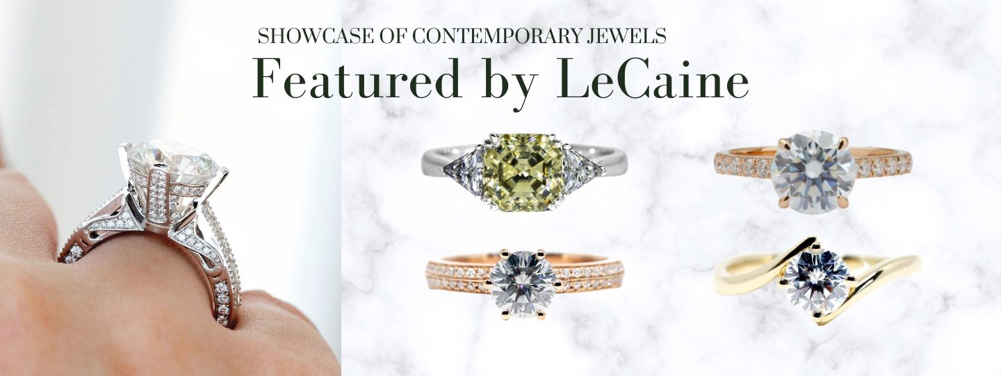 Featured Collections Couture Moissanite Jewellery