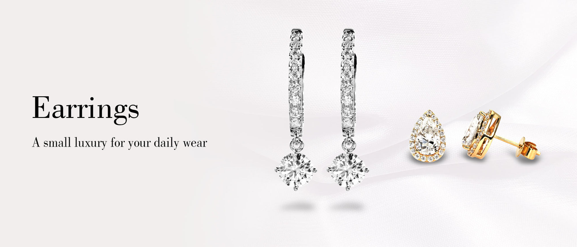 Earrings Collection - Lecaine