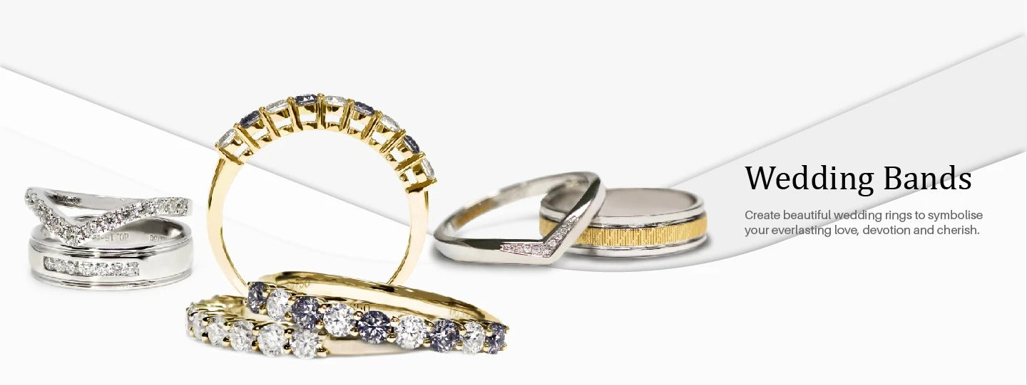 Wedding Rings Bridal Collections for Engagement Proposal Couples Rings