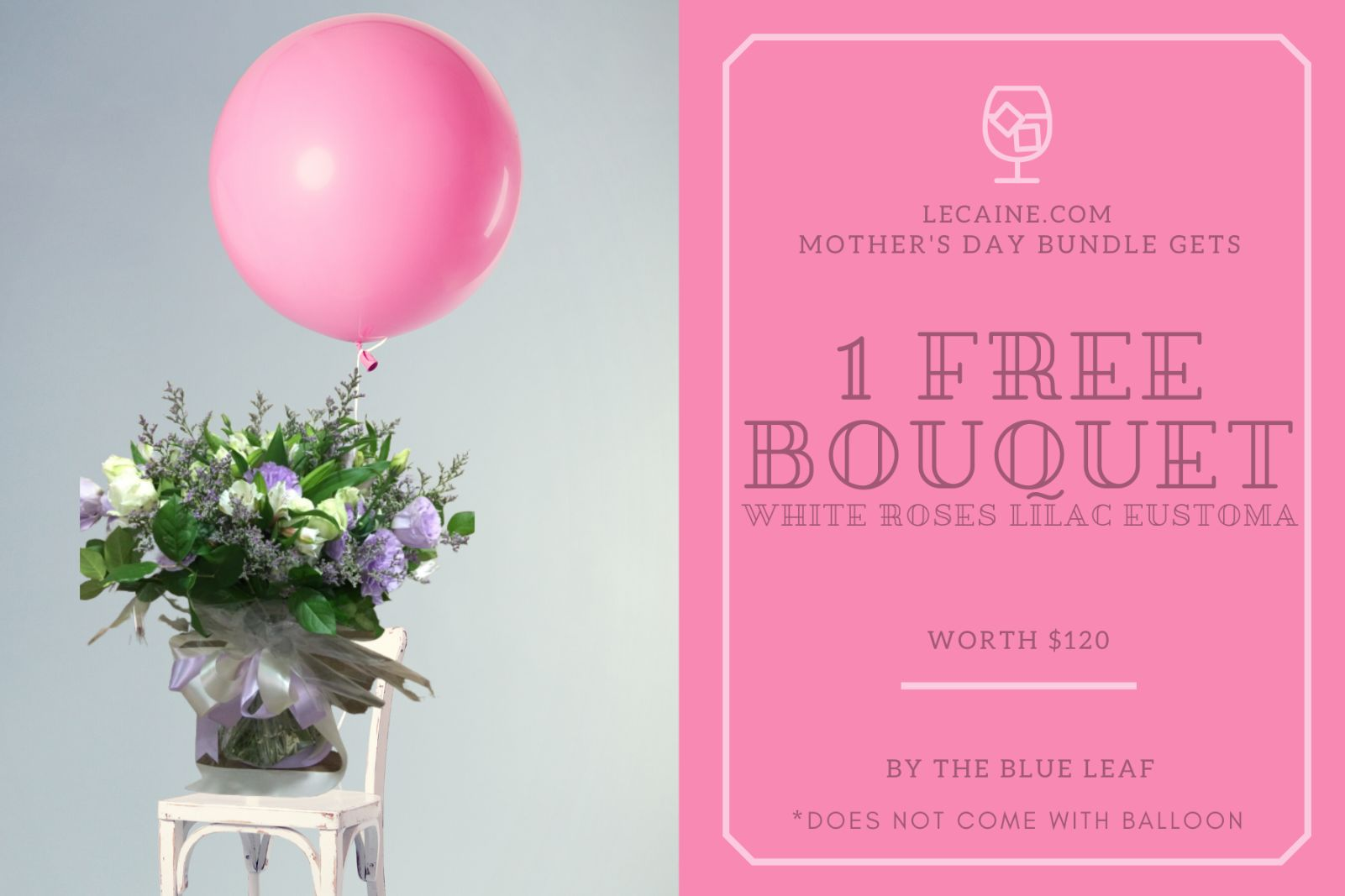 Mother's Day Jewellery Gift Voucher Valued at $388 Singapore Circuit Breaker Home Delivery Prosecco