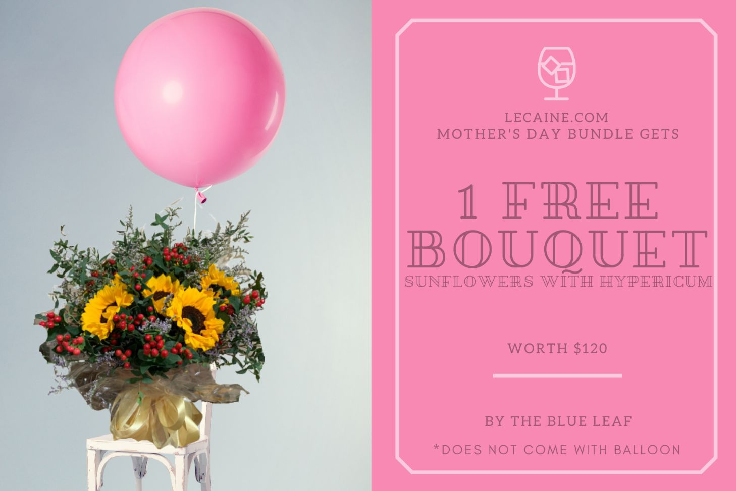 Mother's Day Jewellery Gift Voucher Valued at $388 Singapore Circuit Breaker Home Delivery Flower Bouquets