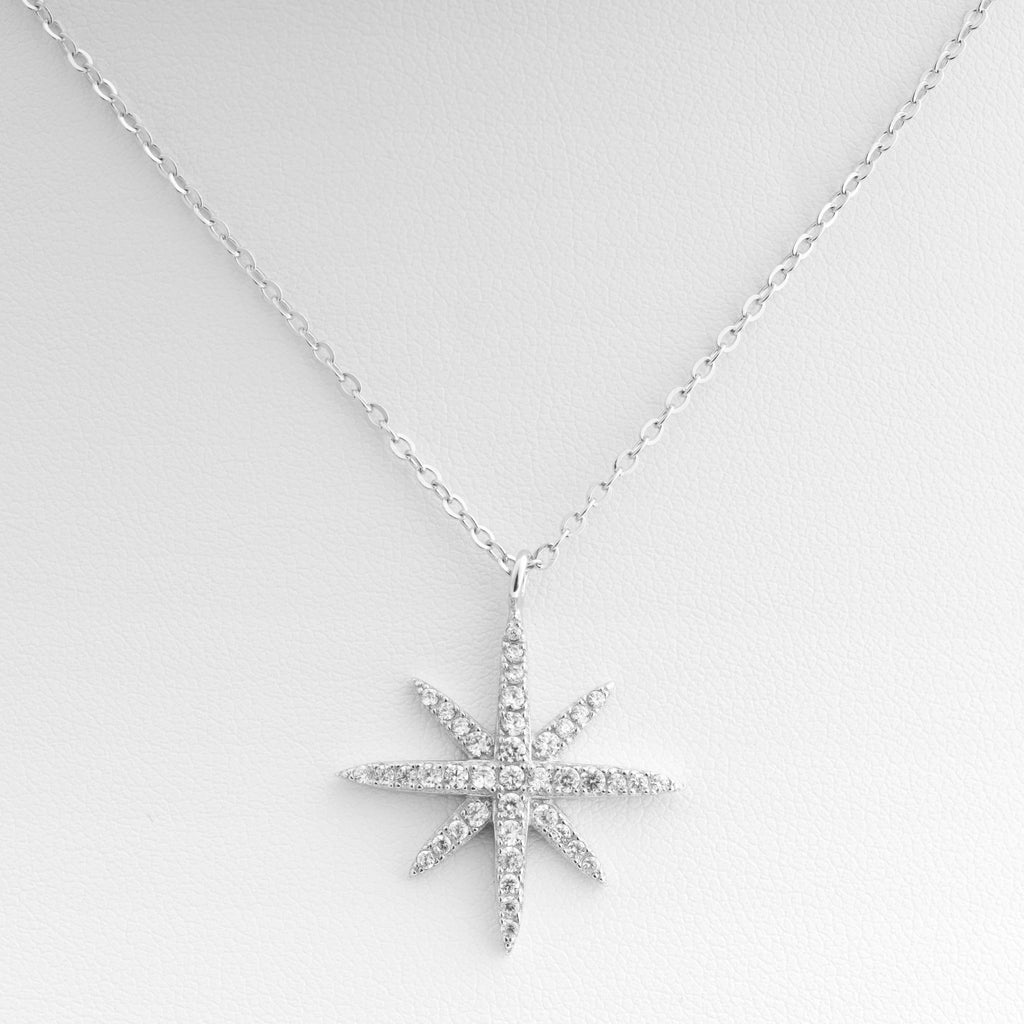 Star Fire Necklace