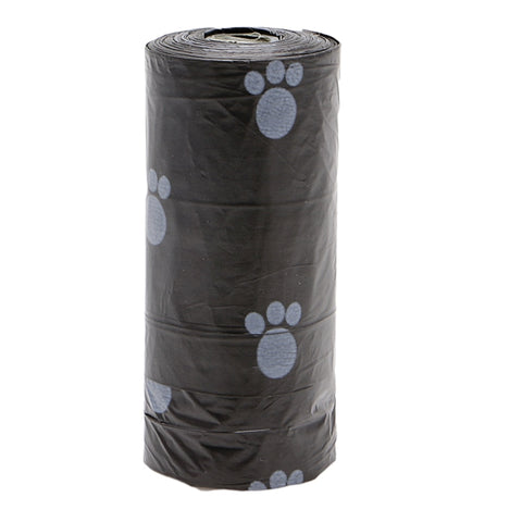 Dog Waste Bag (Paw Printed)