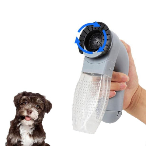 Electric Pet Massage Cleaner/Vacuum
