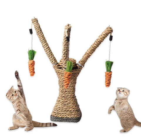 Tree Tower Scratching Post