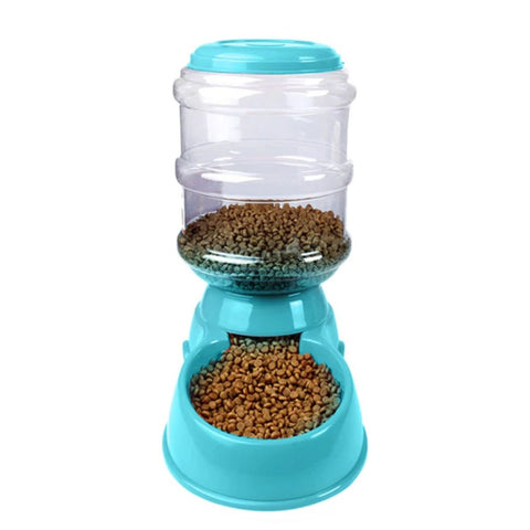 Automatic Pet Feeder/Water Dispenser