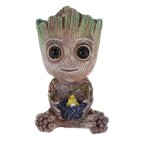 Mini Groot Aquarium Decoration