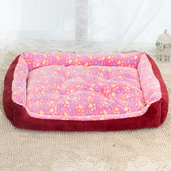 Waterproof Padded Dog Bed