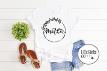 "Load image into Gallery viewer, Women's ""Mother Design"" Short Sleeve T-Shirt"