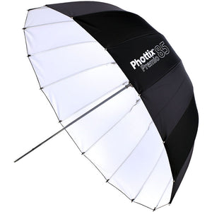 Phottix Premio 85cm White/Black Umbrella