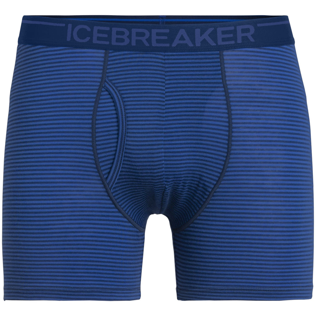 Icebreaker Anatomica Boxers W/Fly - Estate