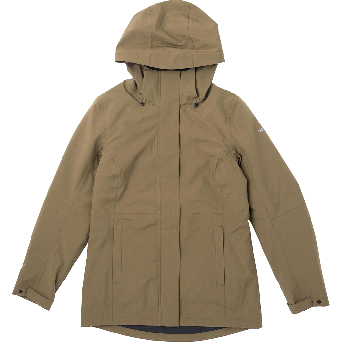 Aparso 3-in1 Transition Shell  - Olive