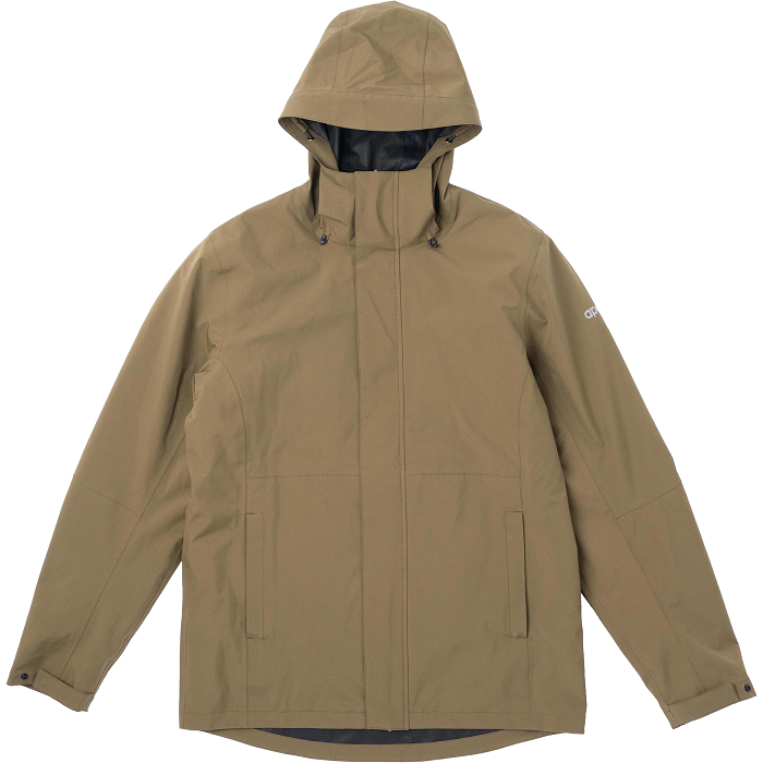 Aparso3-in1 Transition Shell - Olive