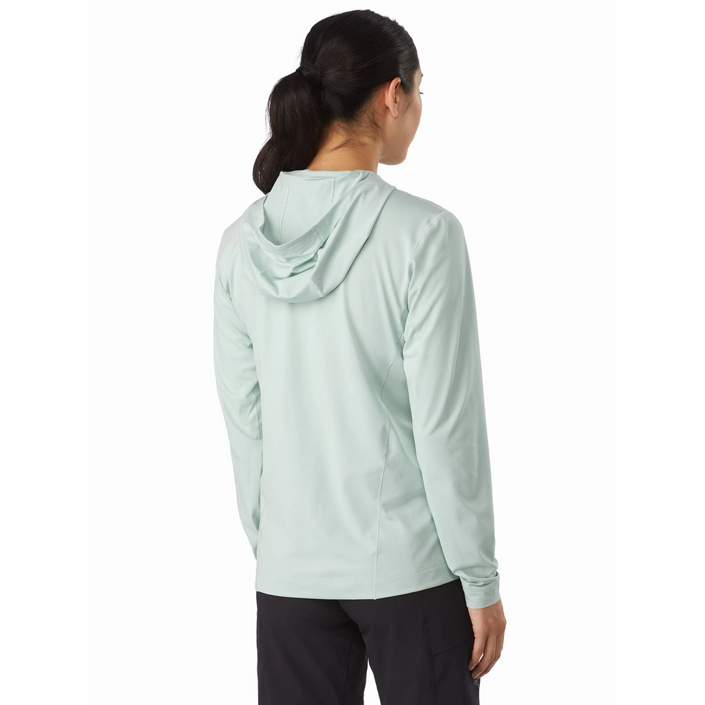 Arcteryx Remige Hoody Woman's - LT HEATH