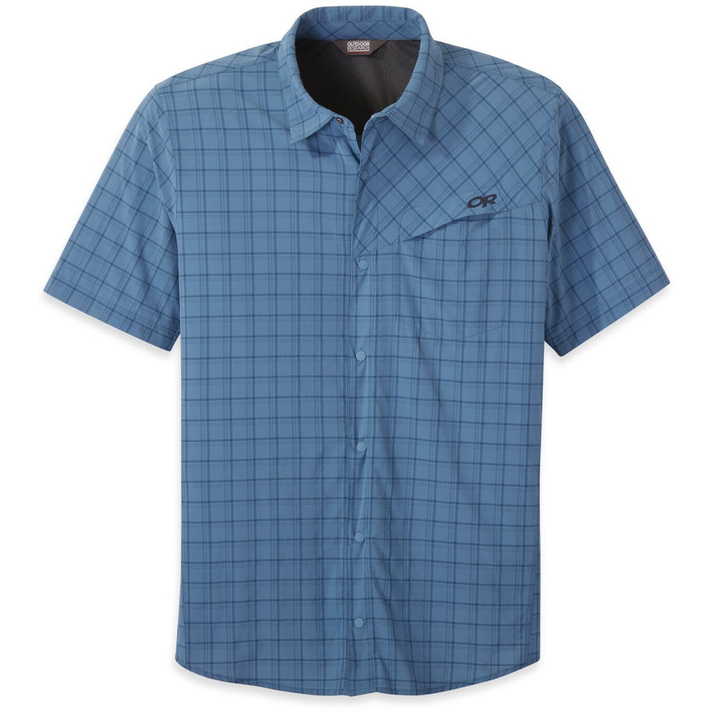 OR Astroman S/S Sun Shirt - Blue
