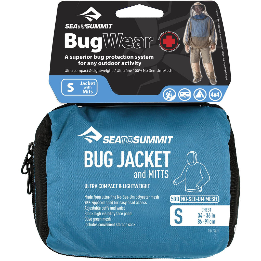STS Bug Jacket And Mitts