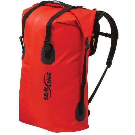 Cascade Boundary Pack 65L - Red