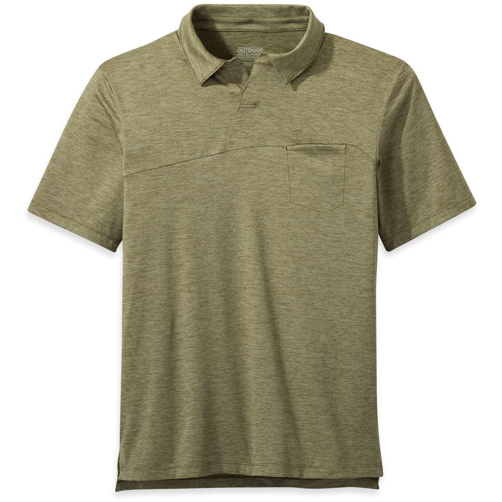 OR Chain Reaction Polo - Fatigue