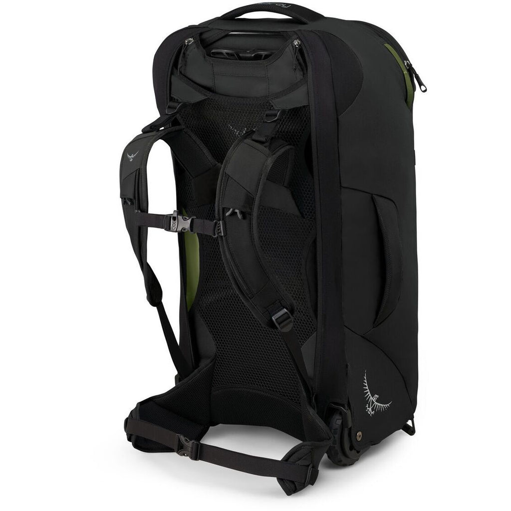 Osprey Farpoint Wheeled Travel Bag 65 - Black