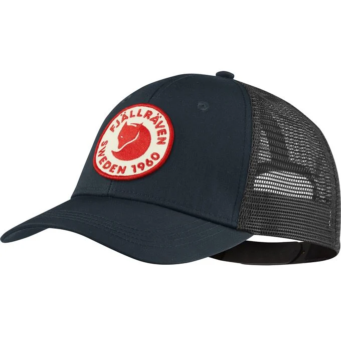 Fjallraven 1960 Logo Ball Cap - Dark Navy