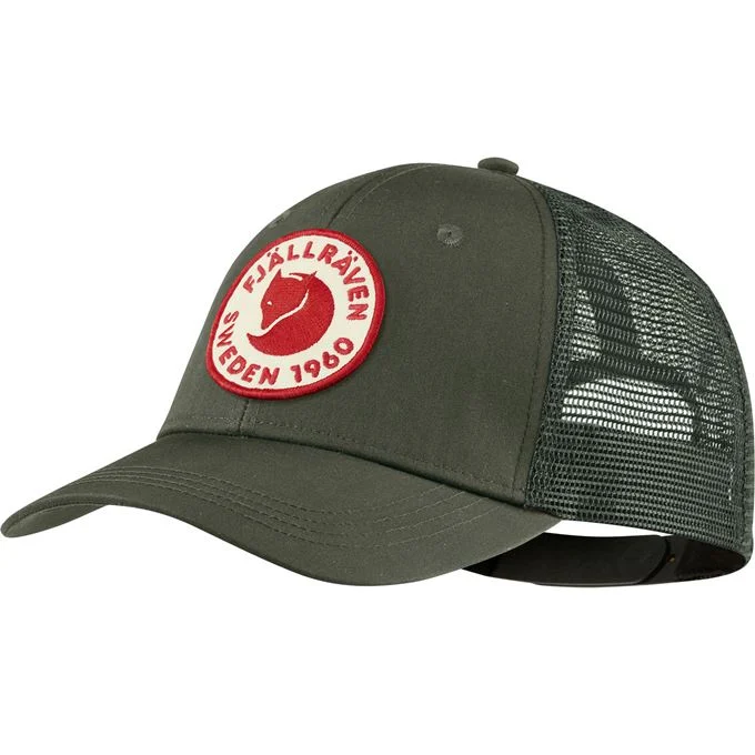 Fjallraven 1960 Logo Ball Cap - Forest