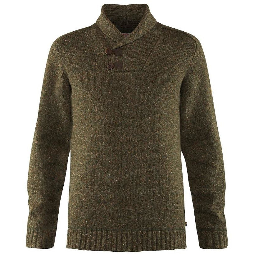 Fjallraven Lada Sweater - OLIVE