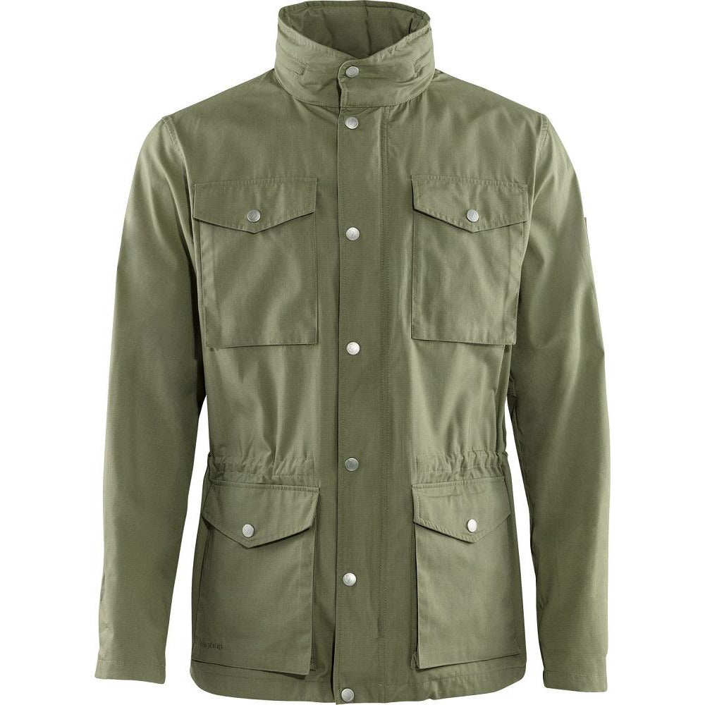 Fjallraven Raven Lite Jacket - GREEN