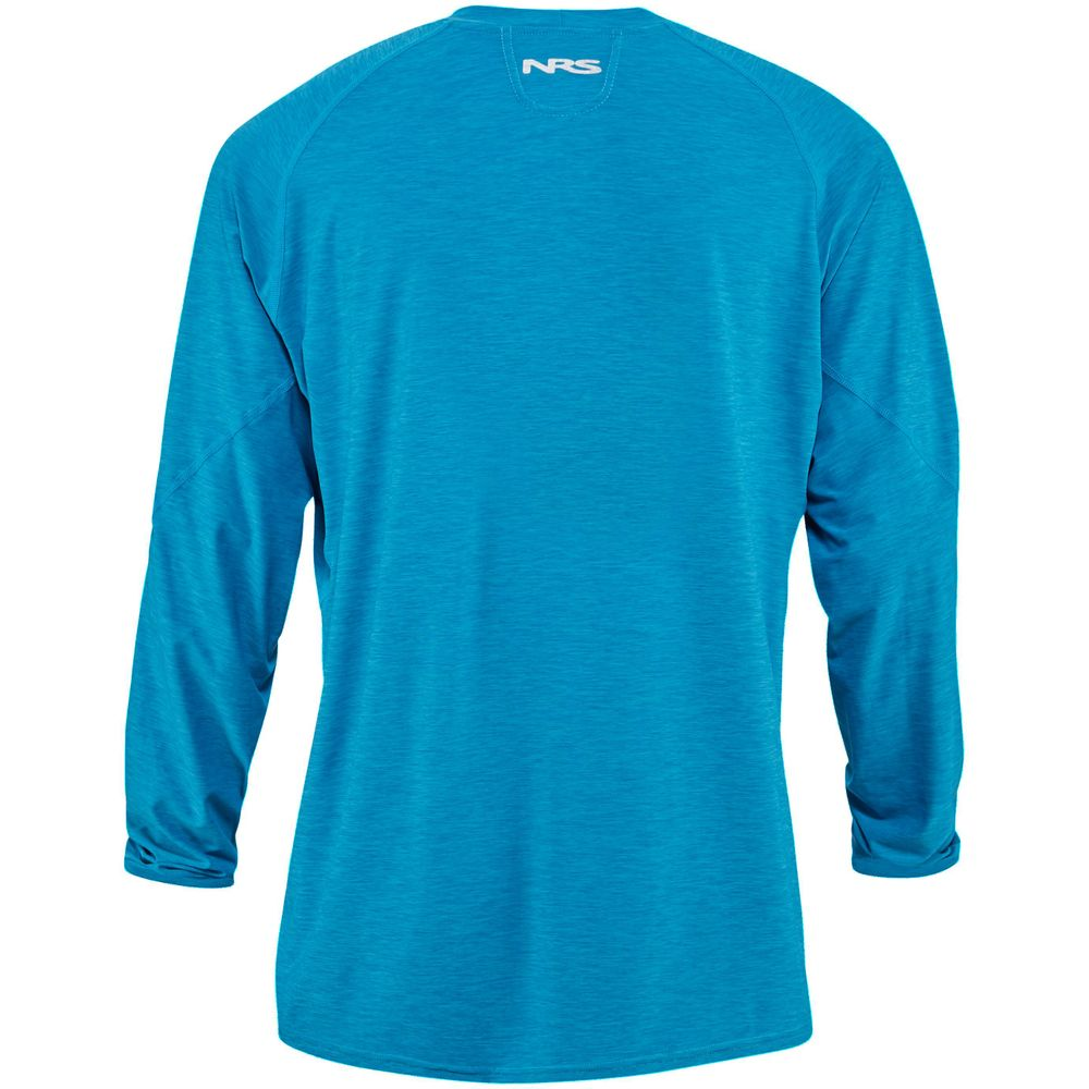 H2core Silkweight Long Sleeve Shirt - BLUE