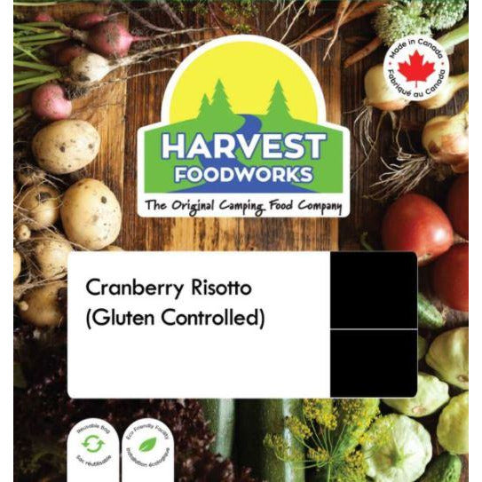 Harvest Foodworks Cranberry Risotto