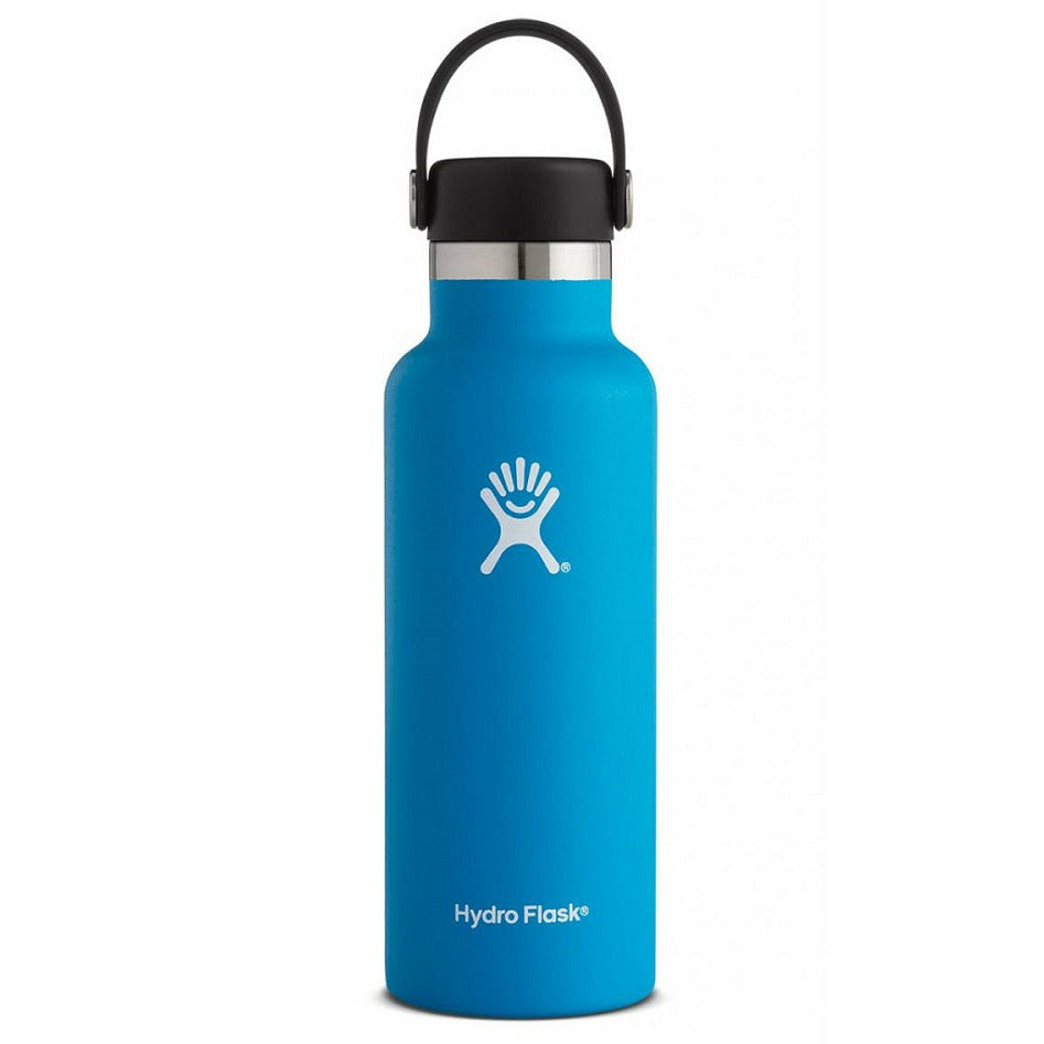 Hydro Flask 18oz Standard Mouth With Flex Cap - PACIFIC