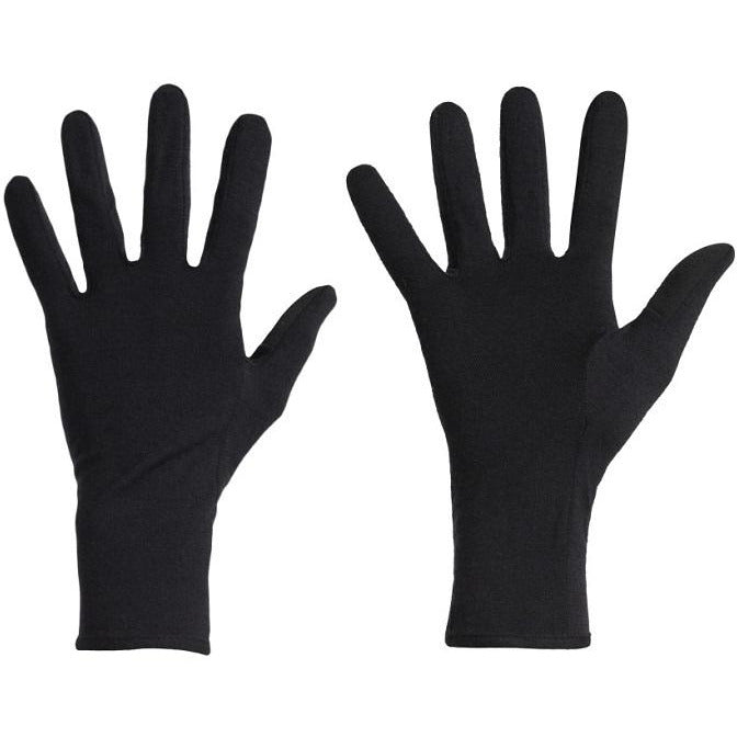 Icebreaker 260 Tech Glove Liners - Black