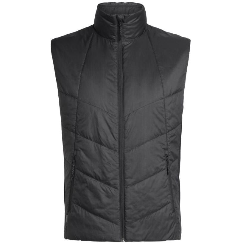 Icebreaker Helix Vest Men - Black