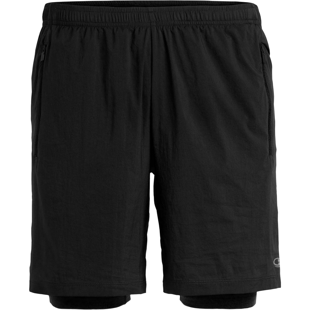 Icebreaker Impluse Training Shorts - Black