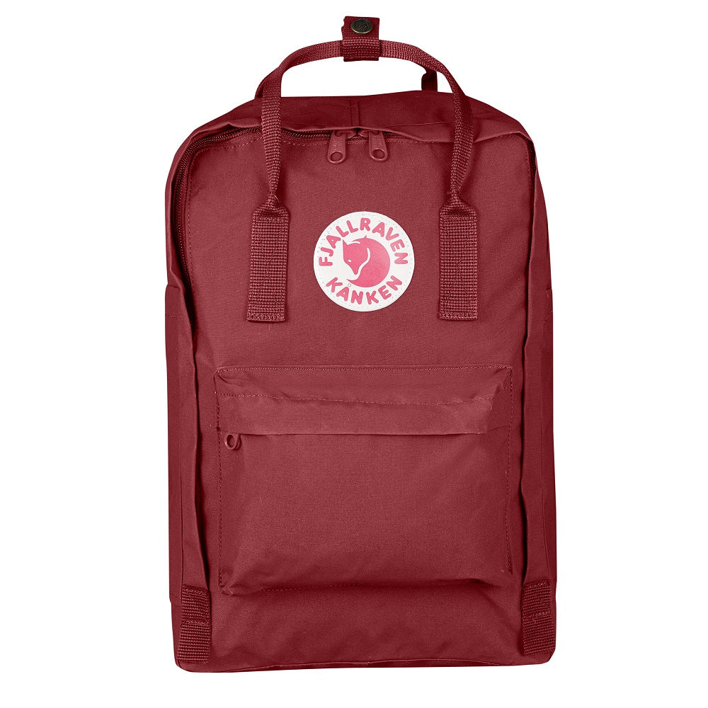 "Fjall Raven Kanken 15"" Laptop - OX RED"