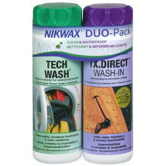 Nikwax Hardshell Care Kit