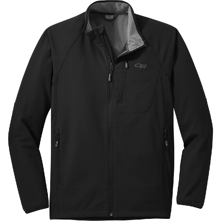 OR Ferrosi Grid Jacket - Black