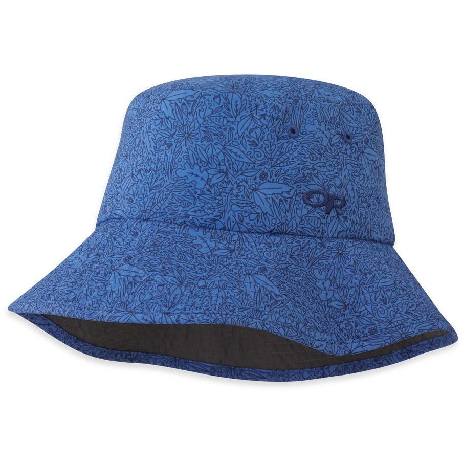 OR Solaris Sun Bucket Printed - CHAMBRAY
