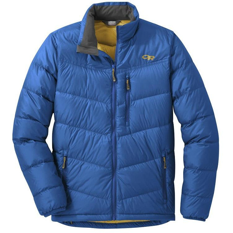OR Transcendent Down Jacket - Cobalt