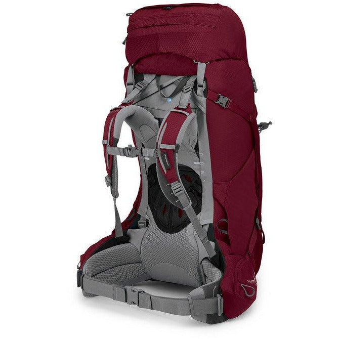 Osprey Ariel 65 - Red