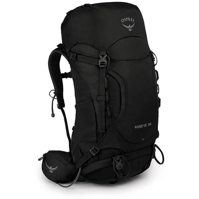 Osprey Kestrel 38  - Black