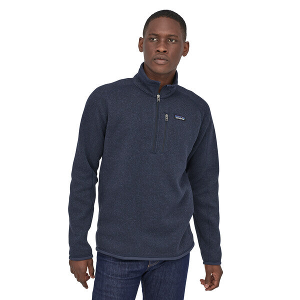 Patagonia Better Sweater 1/4 Zip - New Navy