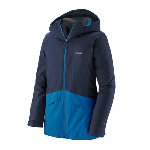 Patagonia Insulated Snowbelle Jacket - Alpine Blue