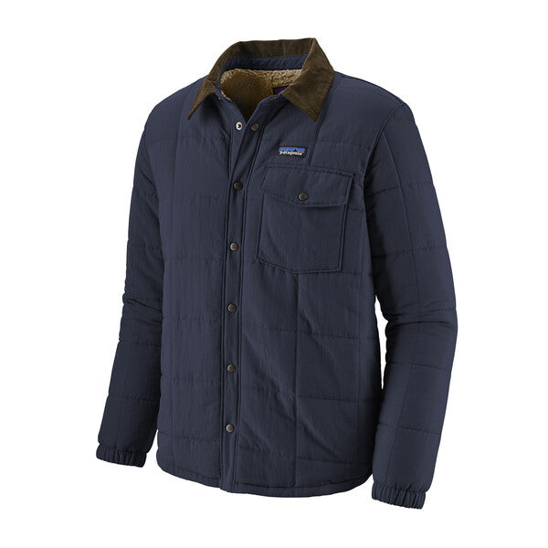 Patagonia Isthmus Quilted Jacket - New Navy