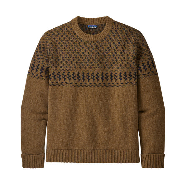 Patagonia Recycled Wool Sweater - FBBR