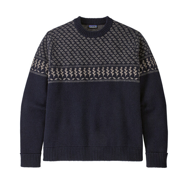 Patagonia Recycled Wool Sweater - FBNA