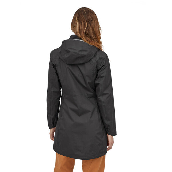 Patagonia Torrentshell 3L City Coat  - Black